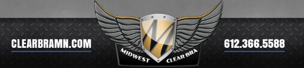 Midwest Clear Bra - Minnesota Paint Protection Servives